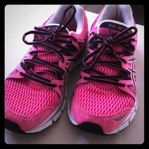 ASICS gel-blur 33 pink sneakers